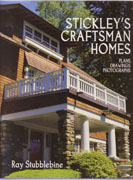 STICKLEY'S CRAFSTMAN HOMES. PLANS, DRAWINGS, PHOTOGRAPHS.