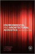 ENVIRONMENTAL AND ARCHITECTURAL ACOUSTICS 2ND EDITION