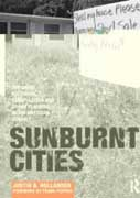 SUNBURNT CITIES. THE GREAT RECESSION, DEPOPULATION AND URBAN PLANNING IN THE AMERICAN SUNBELT