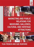 MARKETING AND PUBLIC RELATIONS FOR MUSEUMS, GALLERIES, CULTURAL AD HERITAGE ATTRACTIONS.
