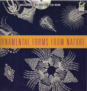 ORNAMENTAL FORMS FROM NATURE (+CD- ROM)
