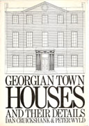 GEORGIAN TOWN HOUSES AND THEIR DETAILS.