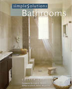 SIMPLE SOLUTIONS. BATHROOMS.