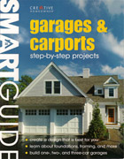 GARAGES & CARPORTS. STEP BY STEP PROJECTS.