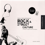 DESIGN PARTS SOURCEBOOK. ROCK & STREET CULTURE (+CD ROM)