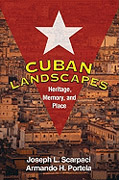 CUBAN LANDSCAPES. HERITAGE, MEMORY AND PLACE