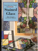 STAINED GLASS. CONTEMPORARY CRAFTS