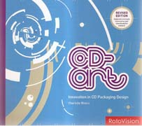 CD- ART. INNOVATION IN CD PACKAGING DESIGN