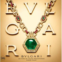 BULGARI 125 YEARS OF ITALIAN MEGNIFICENCE. GRAND PALAIS