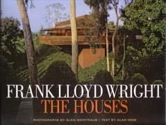 WRIGHT: FRANK LLOYD WRIGHT. THE HOUSES