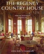 REGENCY COUNTRY HOUSE FROM THE ARCHIVES OF COUNTRY LIFE, THE