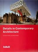DETAILS IN CONTEMPORARY ARCHITECTURE*