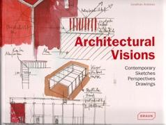 ARCHITECTURAL VISIONS. CONTEMPORARY SKETCHES. PERSPECTIVE DRAWINGS.
