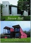 HOLL:  STEVEN HOLL  STRETTO HOUSE,   Y HOUSE. RESIDENTIAL MASTERPIECES Nº6