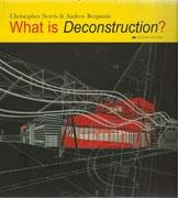 WHAT IS DECONSTRUCTION? **