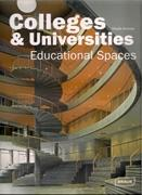 COLLEGES & UNIVERISTIES. EDUCATIONAL SPACES