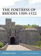 FORTRESS OF RHODES 1309- 1522, THE