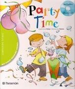 PARTY TYME (+CD AUDIO)