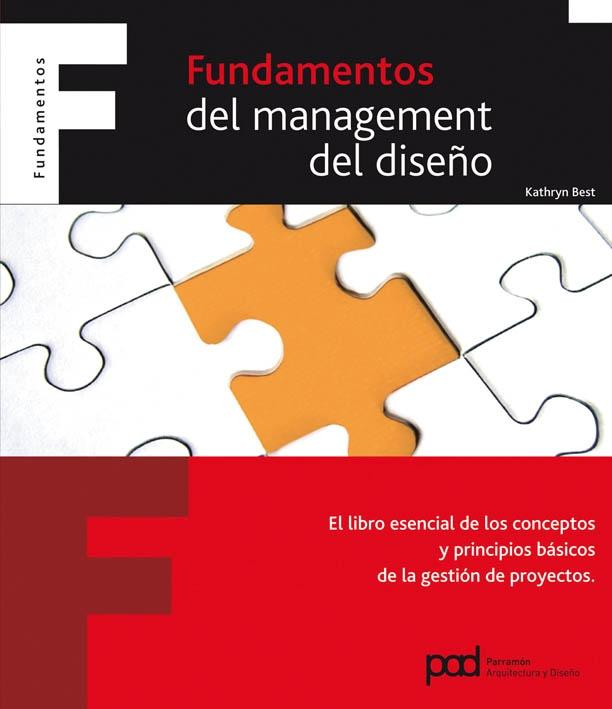 FUNDAMENTOS DEL MANAGEMENT DEL DISEÑO