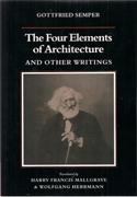 FOUR ELEMENTS OF ARCHITECTURE AND OTHER WRITINGS, THE