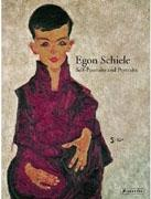 EGON SCHIELE SELF-PORTRITS AND PORTRAITS.
