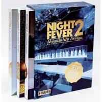 NIGHT FEVER 2  HOSPITALITY DESING.  3. VOLS.  EAT / DRINK / SLEEP