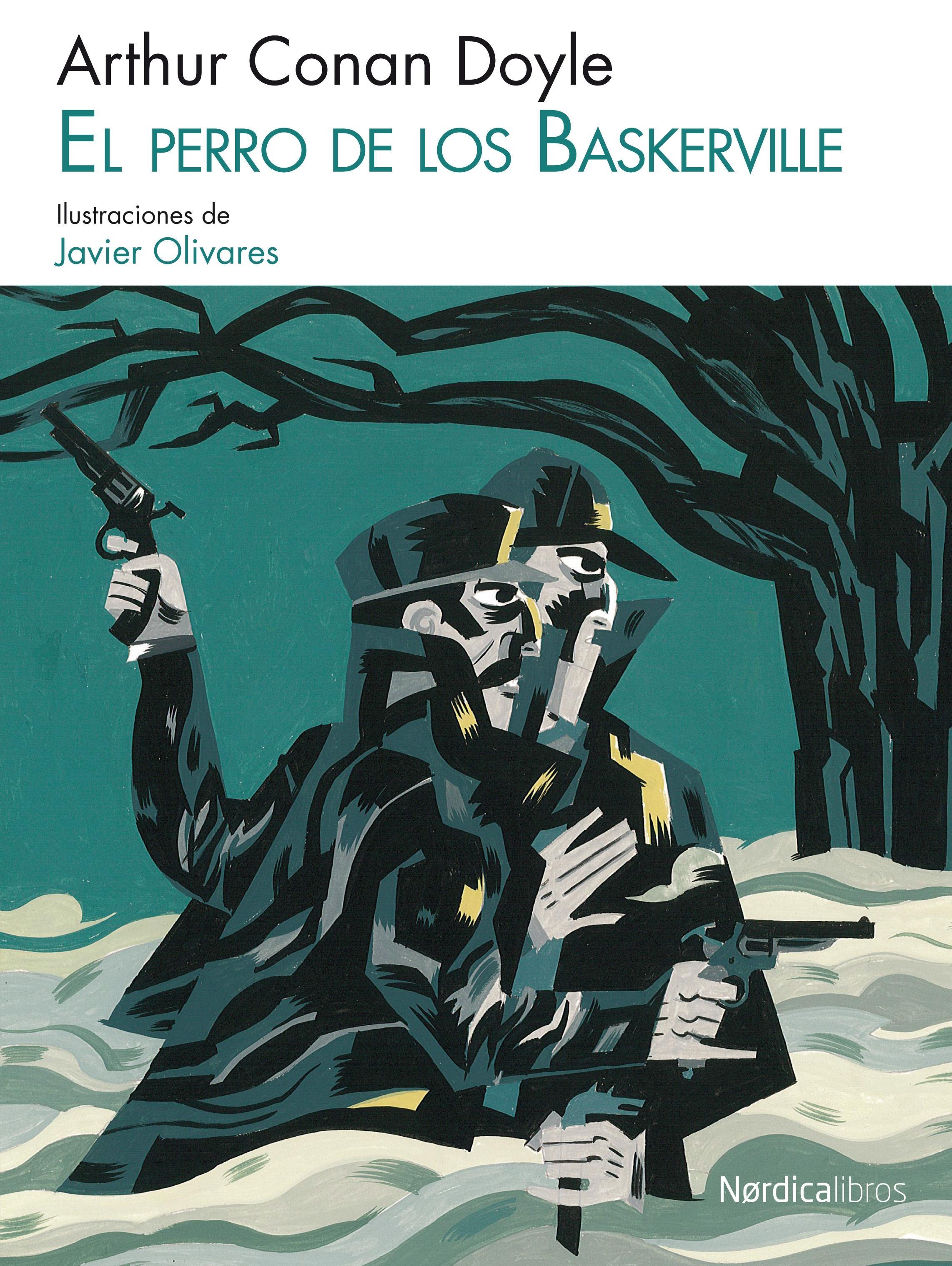 El perro de los Baskerville, Arthur Conan Doyle. Novela de detectives.