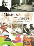 MASTERS AND THEIR PIECES. BEST OF FURNITURE DESIGN