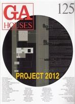 GA HOUSES Nº 125. PROJECT 2012