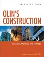 OLIN'S CONSTRUCTION : PRINCIPLES, MATERIALS, AND METHODS. 9ª ED.