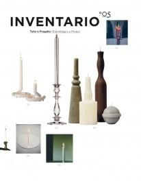 INVENTARIO Nº 5  TUTO E PROGETTO / EVERYTHING IS A PROJECT.