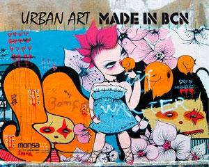 URBAN ART MADE IN BCN