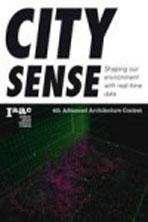 CITY SENSE. SHAPING OUR ENVIRONMENT WITH REAL-TIME DATA. IAAC 4TH ADVANCE ARCHITECTURE CONTEST