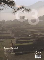 C3 Nº 337. INTROVERT POTENTIAL. (SEUNG, MOURE ARCHITECT, CAMPO BAEZA, NAF ARCHITECT)
