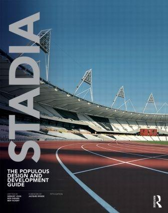 STADIA. THE POPULOUS DESIGN AND DEVELOPMENT GUIDE 5TH EDITION
