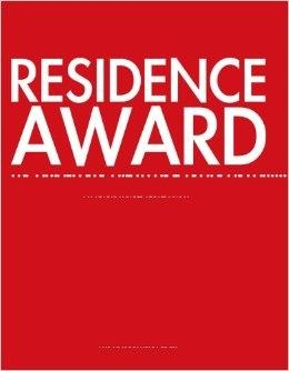 RESIDENCE AWARD. 50 WORKS OF THE 50 MOST INFLUENTIAL CHINESE DESIGNERS*