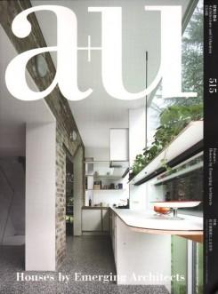 A+U Nº 515.08:13. HOUSES BY EMERGING ARCHITECTS