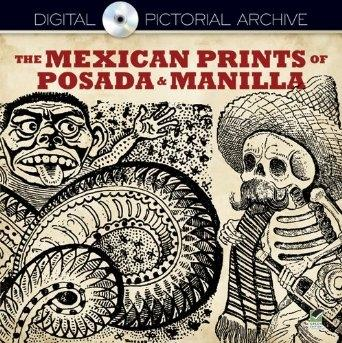 MEXICAN PRINTS OF POSADA AND MANILLA