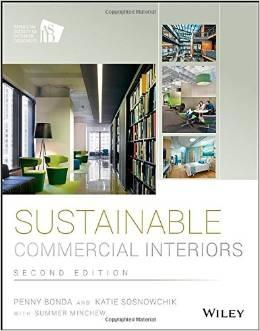 SUSTAINABLE COMMERCIAL INTERIORS 2ND EDITION