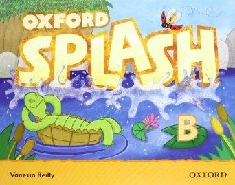 SPLASH B: CLASS BOOK AND SONGS CD PACK