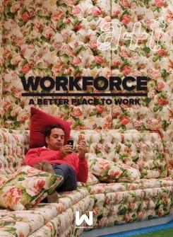 A+T Nº 43. WORKFORCE  A BETTER PLACE TO WORK