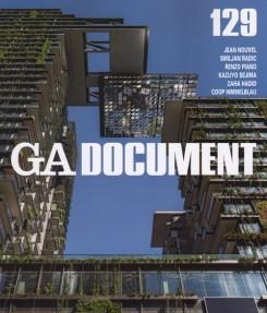 GA DOCUMENT Nº 129. (RADIC, PIANO, HIMMELBLAU, HADID, SEJIMA)