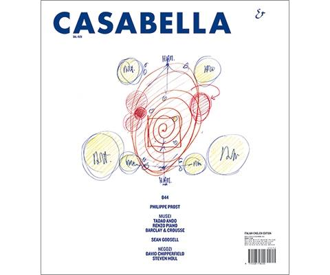 CASABELLA Nº 844. (ANDO, PIANO, GODSELL, CHIPPERFIELD, HOLL)