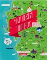 MAP DESIGN TOOLBOX. TIME - SAVING TEMPLATES FOR GRAPHIC DESIGN (+DVD)