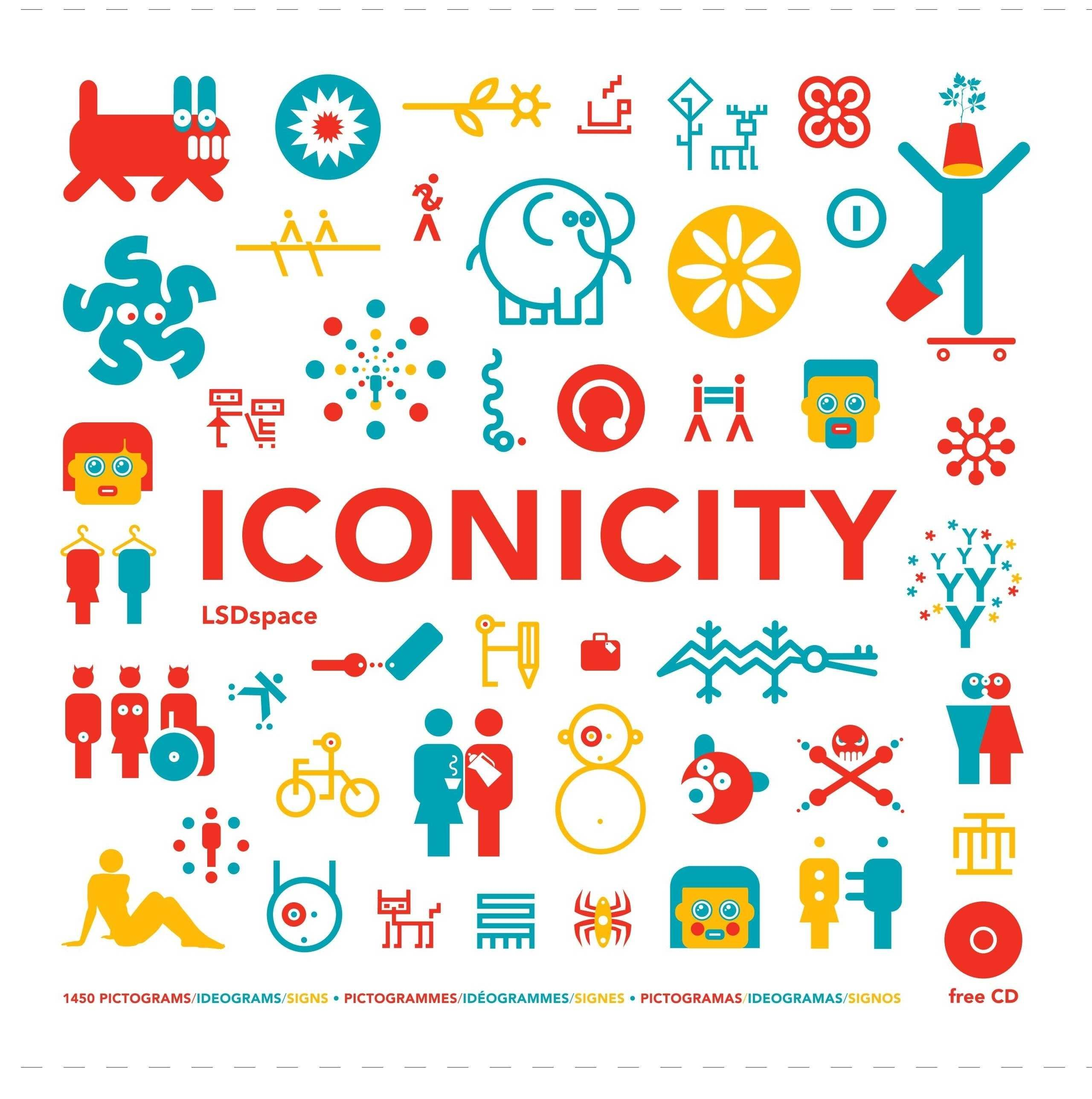 "ICONICITY ""PICTOGRAMS/IDEOGRAMS/SIGNS   PICTOGRAMMES/IDÉOGRAMMES/SIGNES   P"""