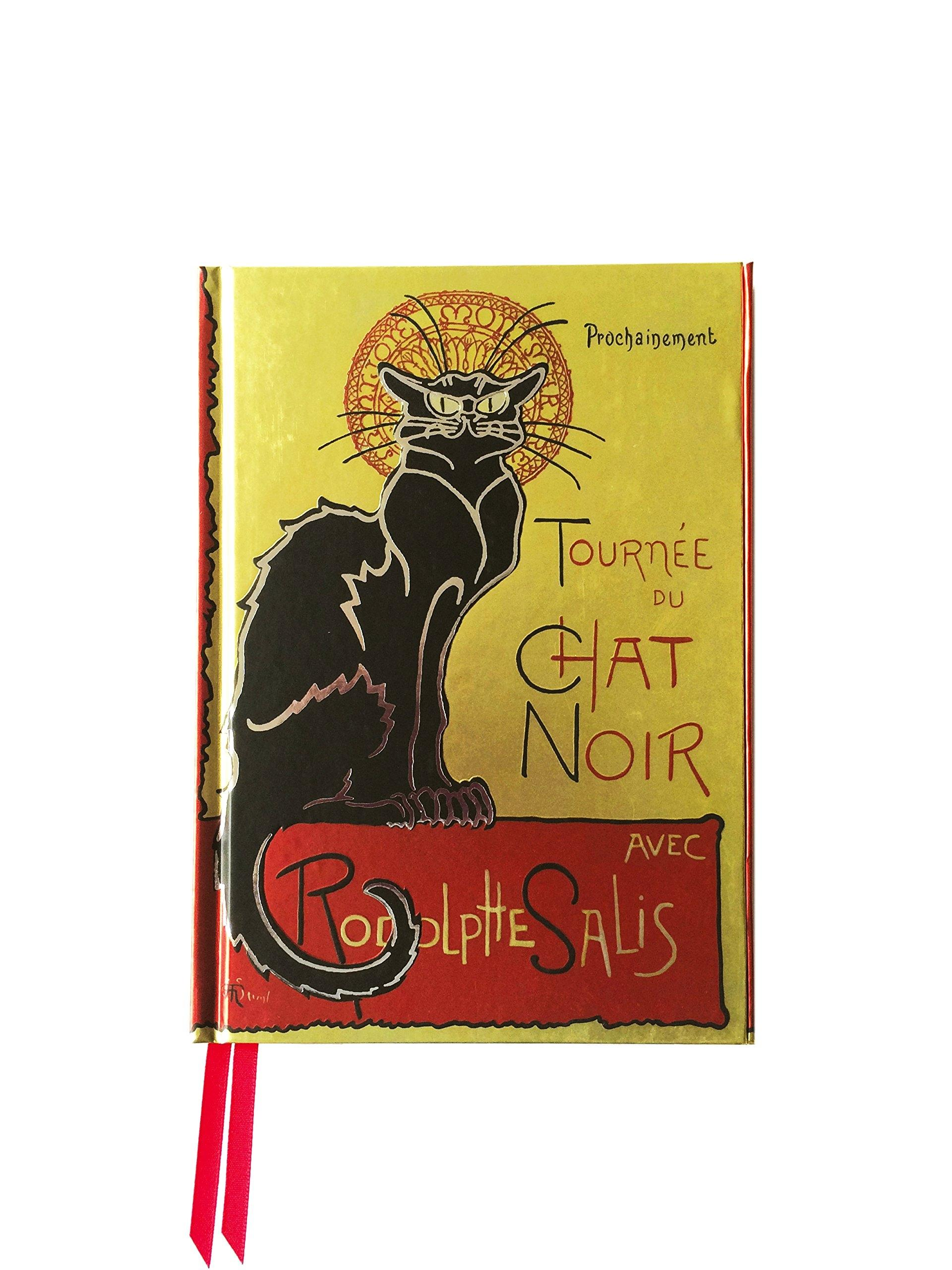 CUADERNO CHAT NOIR