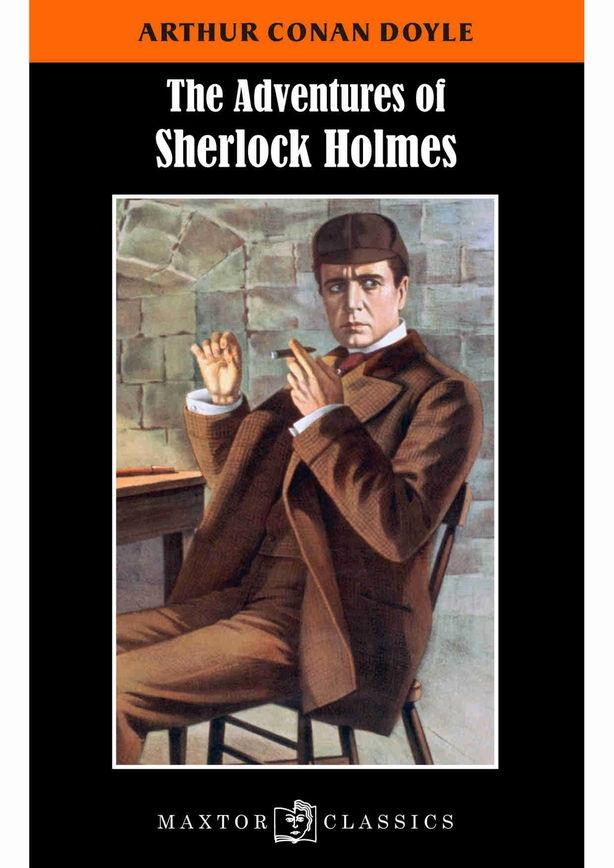 THE ADVENTURES OF SHERLOCK HOLMES.