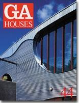 "GA HOUSES Nº 44 ""ESSAYS ON RESIDENTIAL MASTERPIECES : LOUIS I. KAHN"""