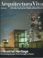 ARQUITECTURA VIVA Nº 182. INDUSTRIAL HERITAGE. REINVENTING EUROPE: FROM PORTUGAL TO POLAND