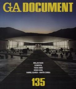 GA DOCUMENT Nº 135. ( RADIC, ELEMENTAL, ANDO, KUMA, GUARDA + CORREA).